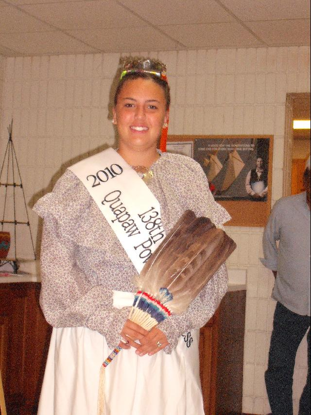 2010 Pow Wow Princess