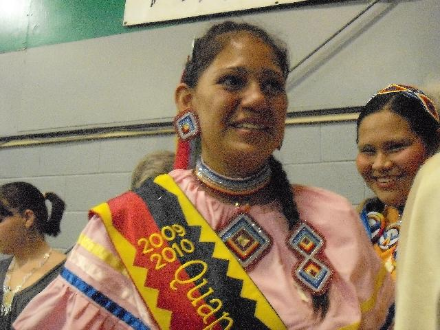 2009 Pow Wow Princess