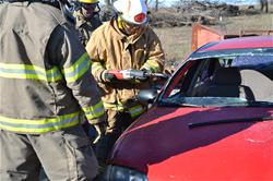 Extrication Training3